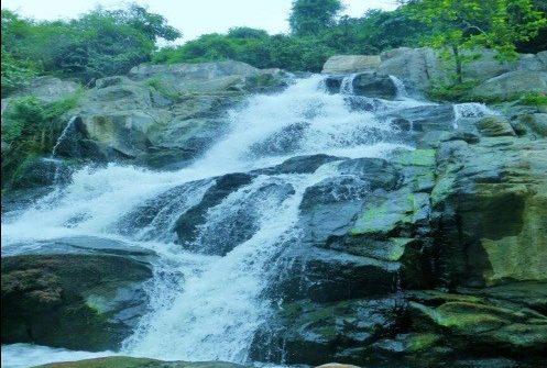 Discover The Mahoma Falls