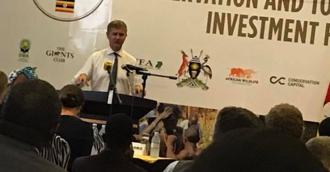Uganda hosts Global investors for the Space for Giants Tourism investment forum