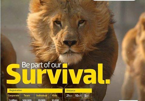 Uganda Wildlife Marathon 2018