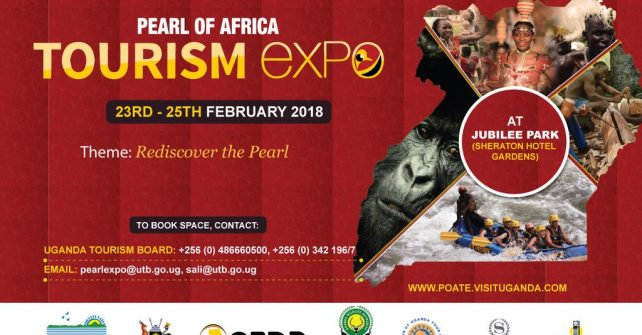 The 4th Edition of the Pearl of Africa Tourism Expo