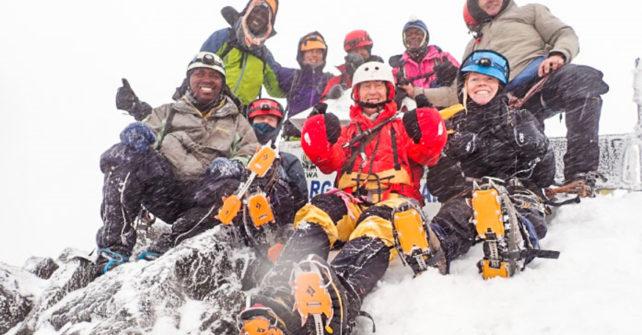 Australia's Tim Macartney-Snape shares Mountain Rwenzori Experience, Tips on Mountaineering